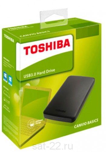 Внешний жесткий диск Toshiba 500 ГБ