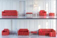 Модульный диван Quanto 2-х секционный - вид 5