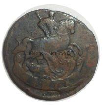 Денга 1789 года ЕМ # 1