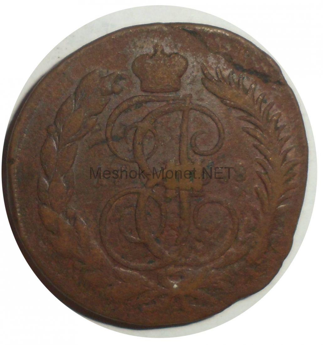 2 копейки 1788 года ММ # 2