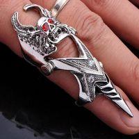 Перстень на две фаланги