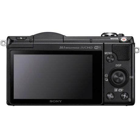 Фотоаппарат Sony Alpha A5000 Kit 16-50 mm