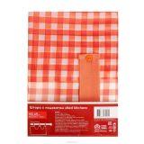 Штора с подхватом Red kitchen 142*170  67401