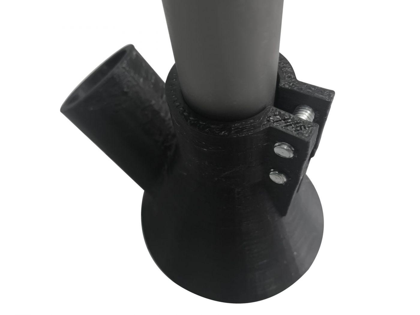 Пылезащитная насадка на отбойный молоток AVA M/30-40PRO