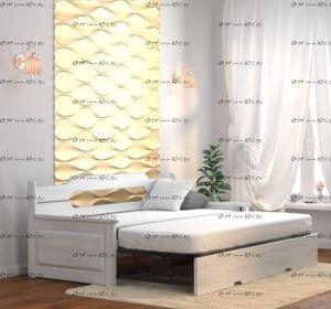 Кровать Тахта-трансформер Неаполь Массив DreamLine