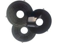 Комплект верхних крышек (3 шт) для ava pdsh100pro