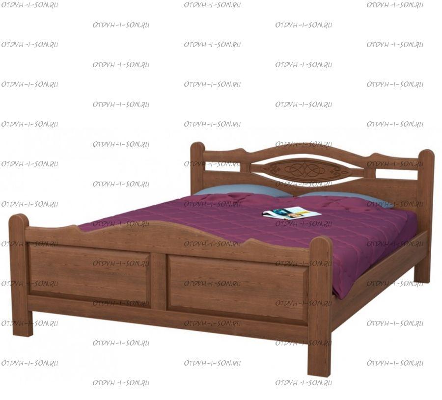 Кровать Орден Массив DreamLine