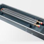 Конвектор внутрипольный c естественной конвекцией KVZ 200-85-1800