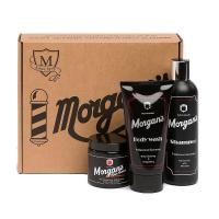 Набор Morgan`s Pomade для ухода за волосами и телом