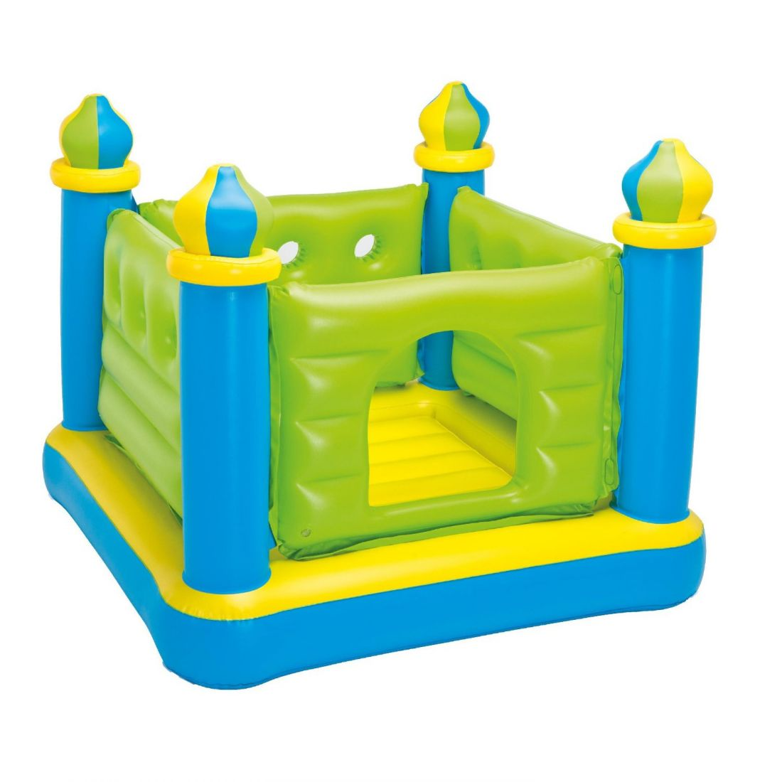 Батут Замок 132x132x107 48257 Intex