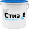 Герметик Акрилатный Стиз B 3кг Паропроницаемый, Однокомпонентный, Белый / Сази