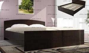 Кровать двуспальная 1600 х 2000