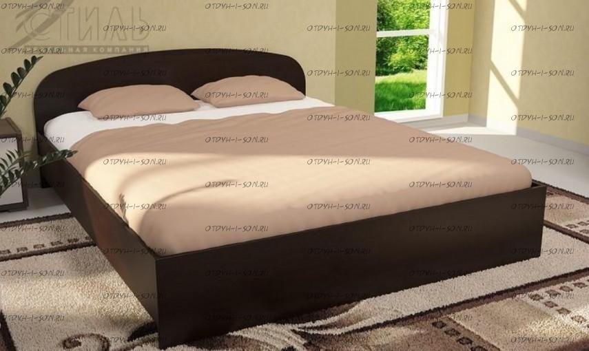 Кровать двуспальная ЛДСП с подъемным механизмом (160*200)