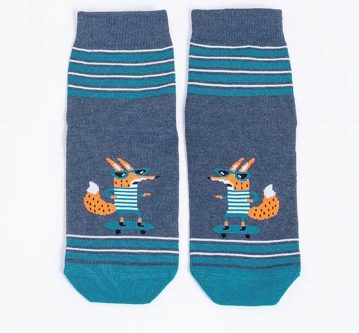 Носки для мальчика Хитрый лис