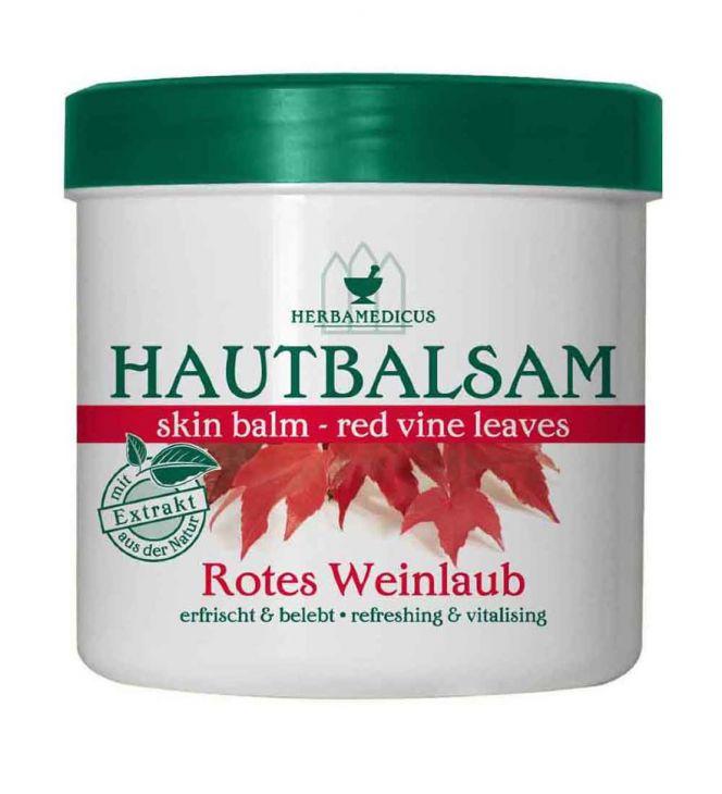 Herbamedicus С экстрактом красных листьев винограда 250 мл