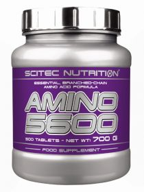 Amino 5600 от Scitec Nutrition 500 таб