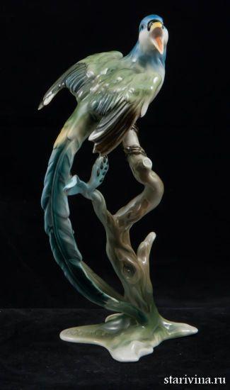 Изображение Райская птица. Alka Kaiser, Германия. До 1970