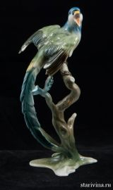 Райская птица. Alka Kaiser, Германия. До 1970