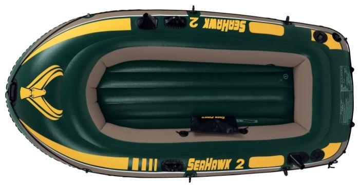 Лодка Seahawk 2 Intex 68346