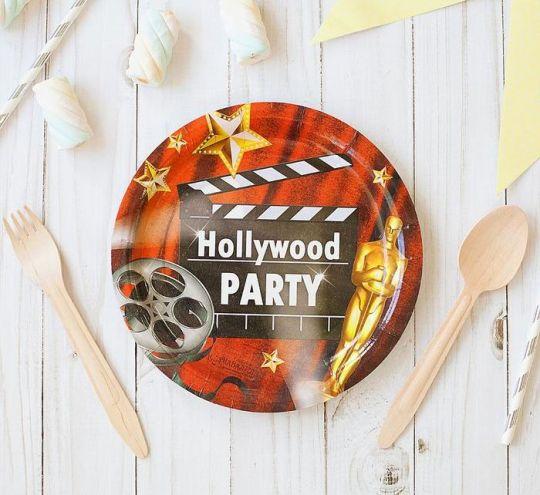 Тарелки Голливуд