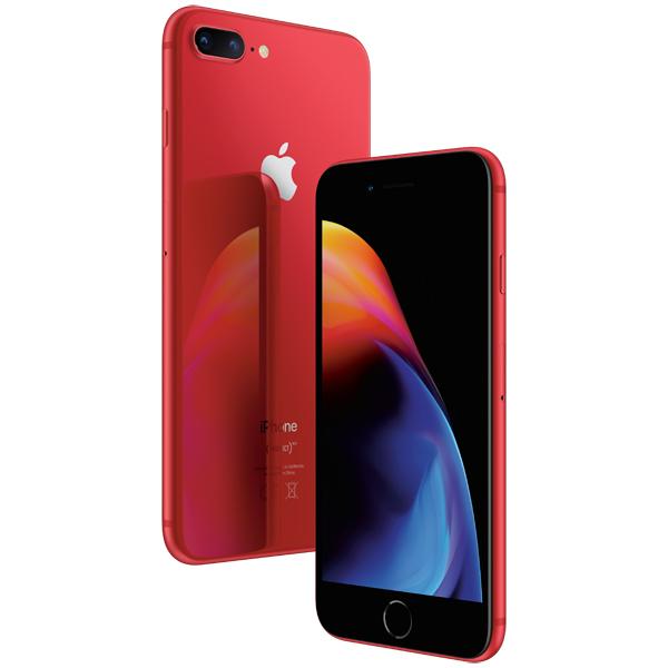 Смартфон Apple iPhone 8 Plus 64GB Red A1897 (Красный)