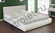 Кровать интерьерная с ортопедическим основанием (2000х1600)