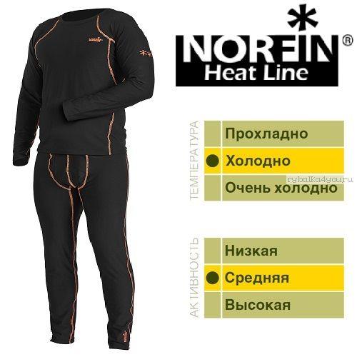 Купить Термобелье Norfin Heat Line (Артикул: 303400)