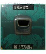 Процессор мобильный Intel T7100 (SLA4A) - 478/479, 65 нм, 2 ядра/2 потока, 1.8 GHz, TDP-35W [1011]