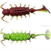 "Мягкая приманка Lucky John Alien Bug 2.5"" 63 мм / упаковка 7 шт / цвет: T44"