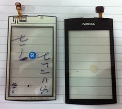 Тачскрин Nokia 305 Asha/306 Asha (black)