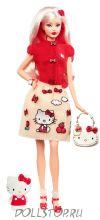 Коллекционная кукла Барби Хелло Китти - Barbie Hello Kitty Doll