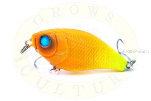 Воблер Grows Culture Chubby GC-1185 38мм / 4 гр / Заглубление: 0,6 - 1м / цвет:  Q10