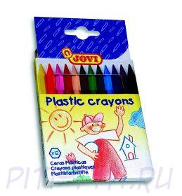 Jovi. Карандаши цветные пластиковые, 12 цветов
