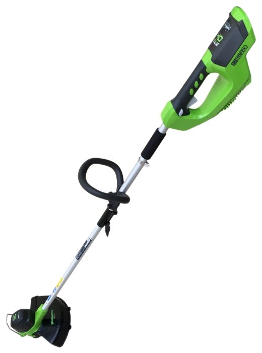 Электрический триммер Greenworks 2101507 GD40LT30
