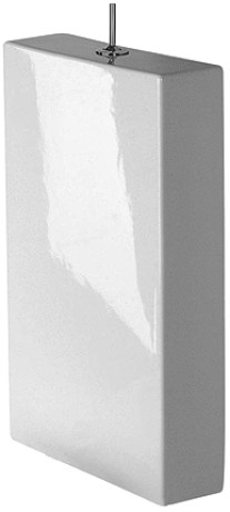 Duravit Starck 1 Бачок для подключение слева ручка смыва PURO 872710