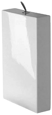 Duravit Starck 1 Бачок для подключение слева ручка смыва CLASSIC 872700