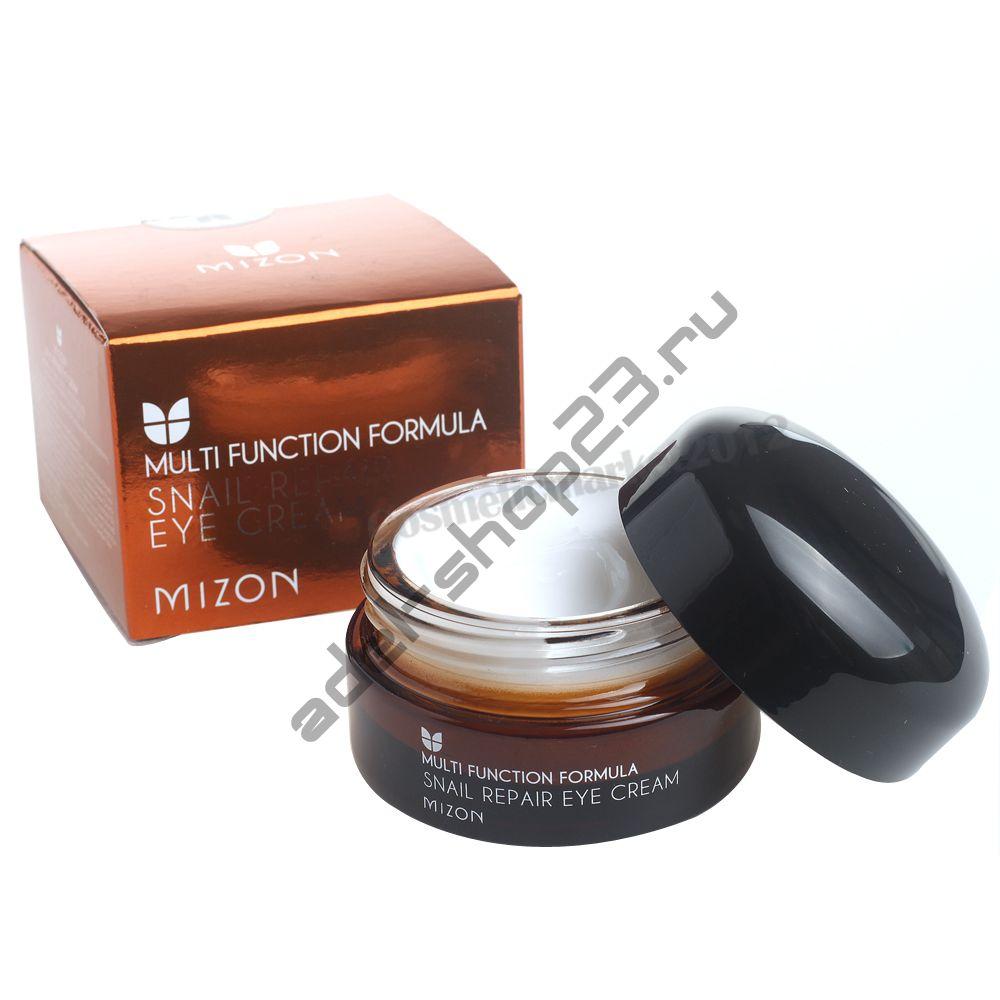 Mizon - Питательный крем для кожи вокруг глаз с фильтратом слизи улитки и EGF