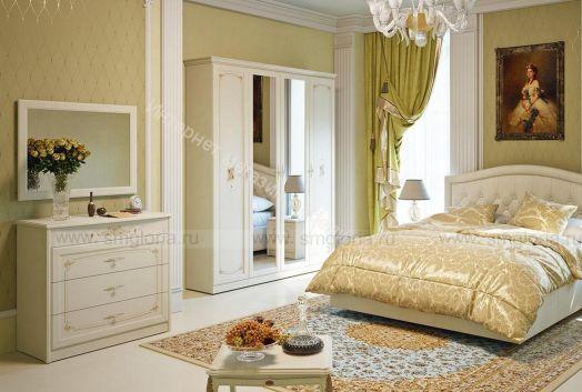 Спальный гарнитур «Лючия» №02