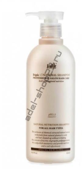 Lador - Профессиональный шампунь с протеинами шелка и кератином