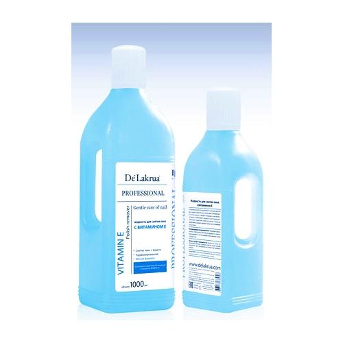 DL Жидкость для снятия лака  Polish Remover 1000ml