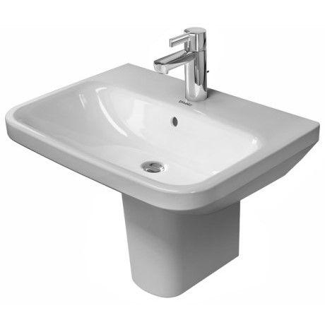 Раковина для ванной Duravit DuraSquare 60х44 см 231960 ФОТО