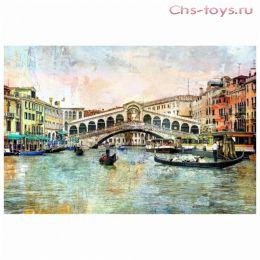 Картина по номерам Венеция W2103