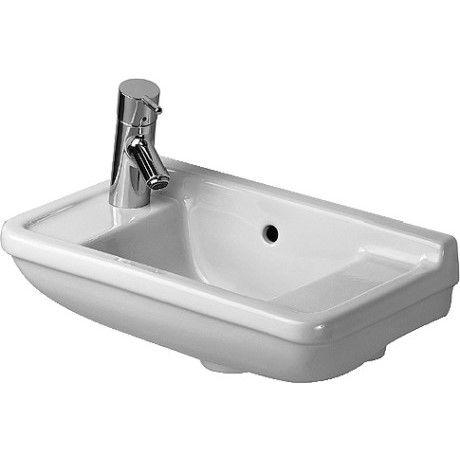 Раковина для ванной комнаты Duravit Starck 3 075150 50х26 см ФОТО