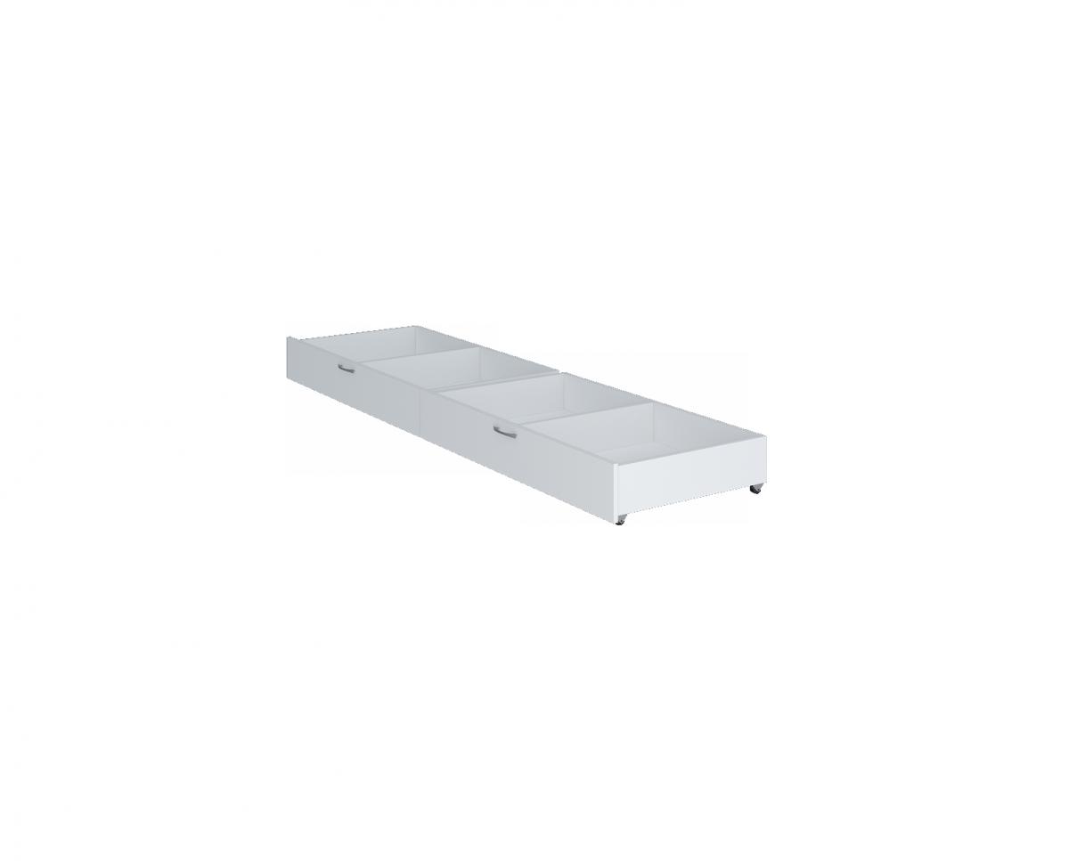 Осло Ящик для кровати (2 шт в комплекте)