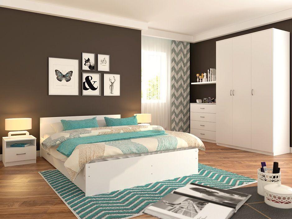 Спальня Осло модульная