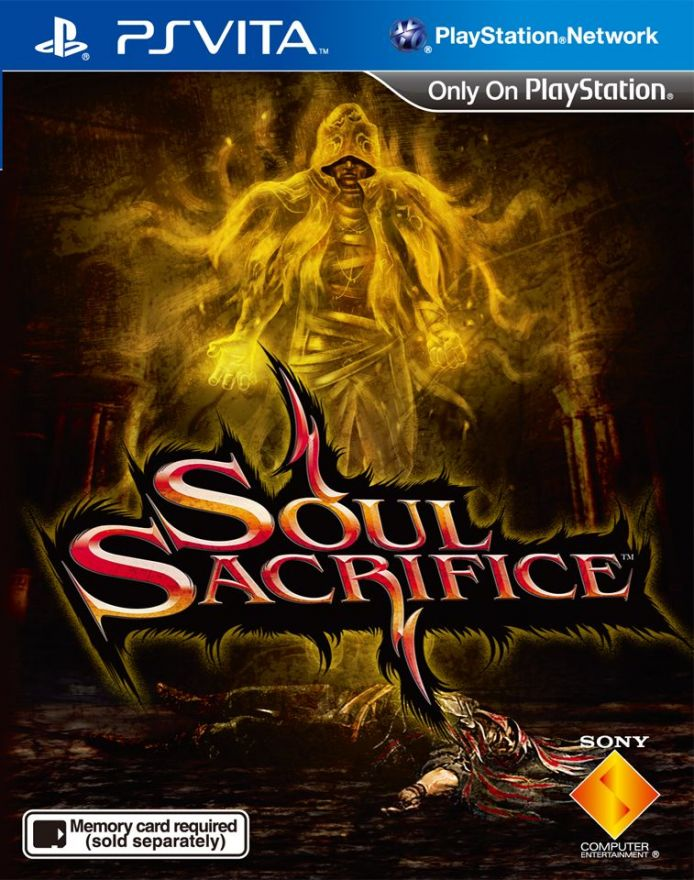 Игра Soul Sacrifice (PS Vita)
