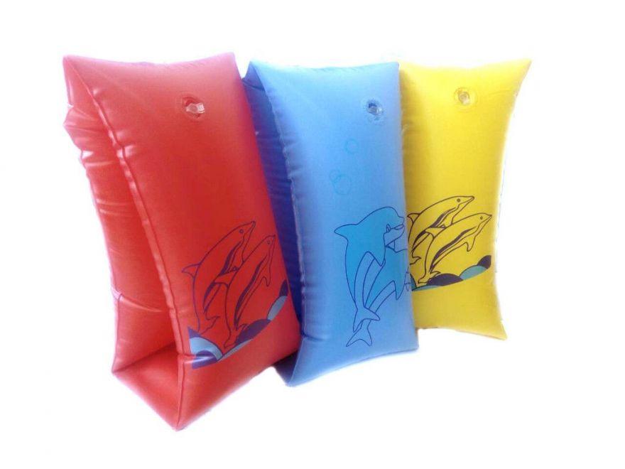 Надувные нарукавники Дельфины (29х15 см)