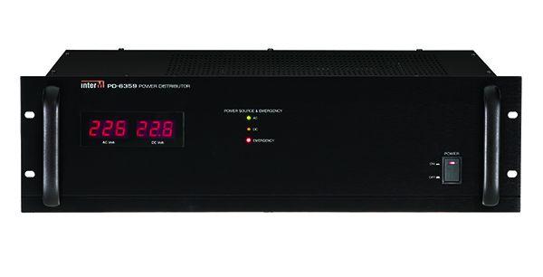 PD-6359 Inter-M Блок контроля и распределения питания