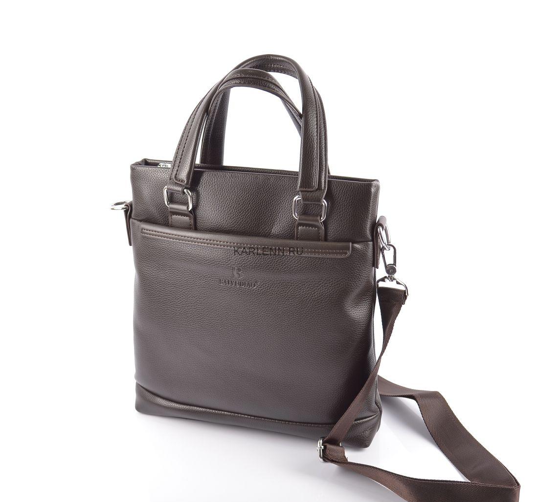 Мужская сумка  (1515-2 коричневая)