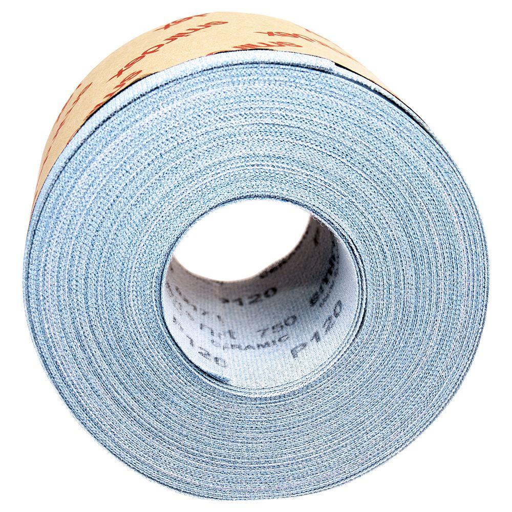 Smirdex P120 Абразивная сетка в рулонах Net Velcro 750, 310мм. х 25м., (упаковка 1 шт.)